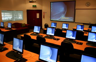 The Woodlands Conference Room with Audio Visual & Network Cabling Installation